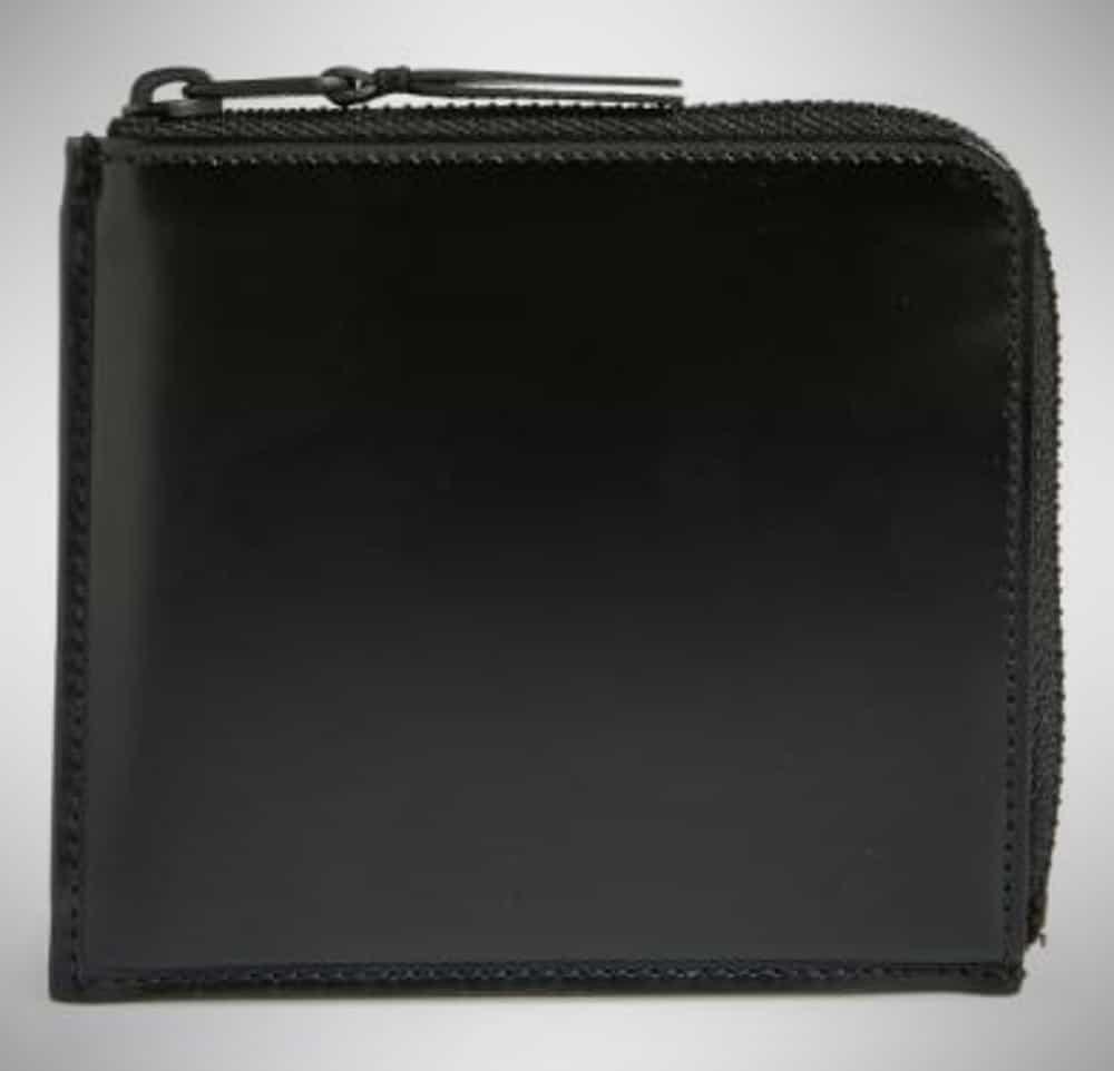 Comme des Garçons Half-Zip – women's wallet