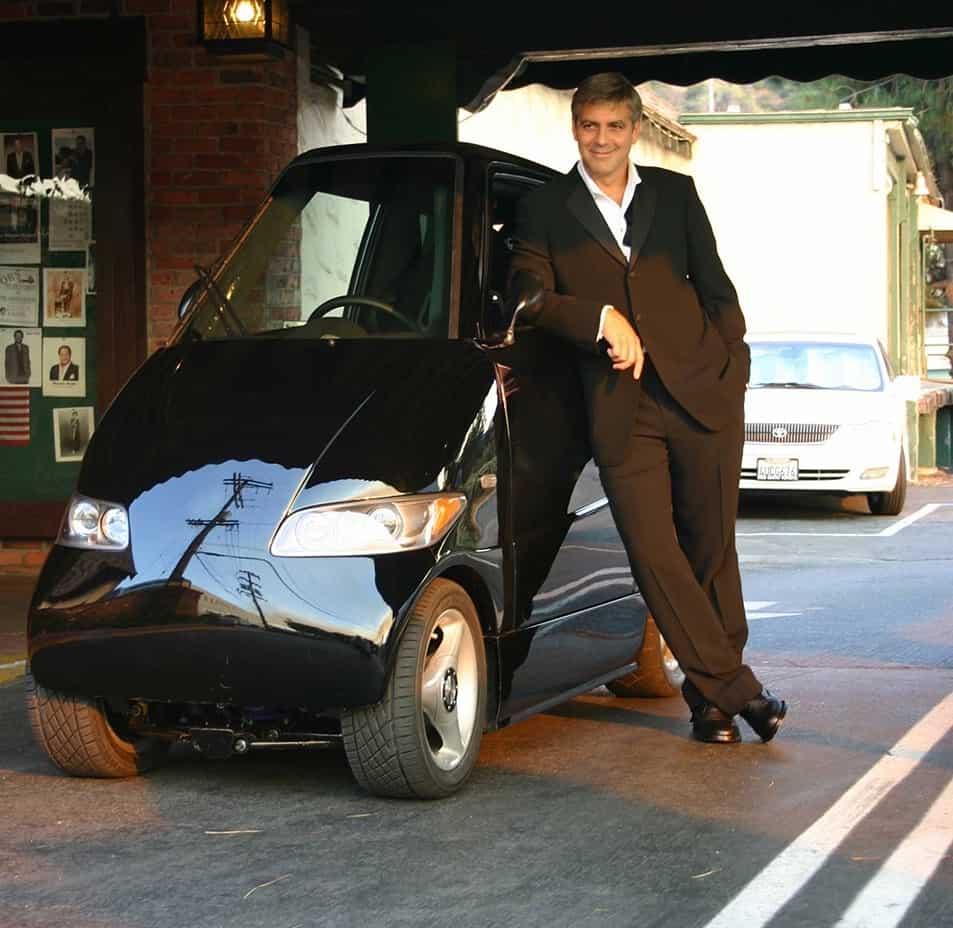 Commuter Cars Tango – electric car