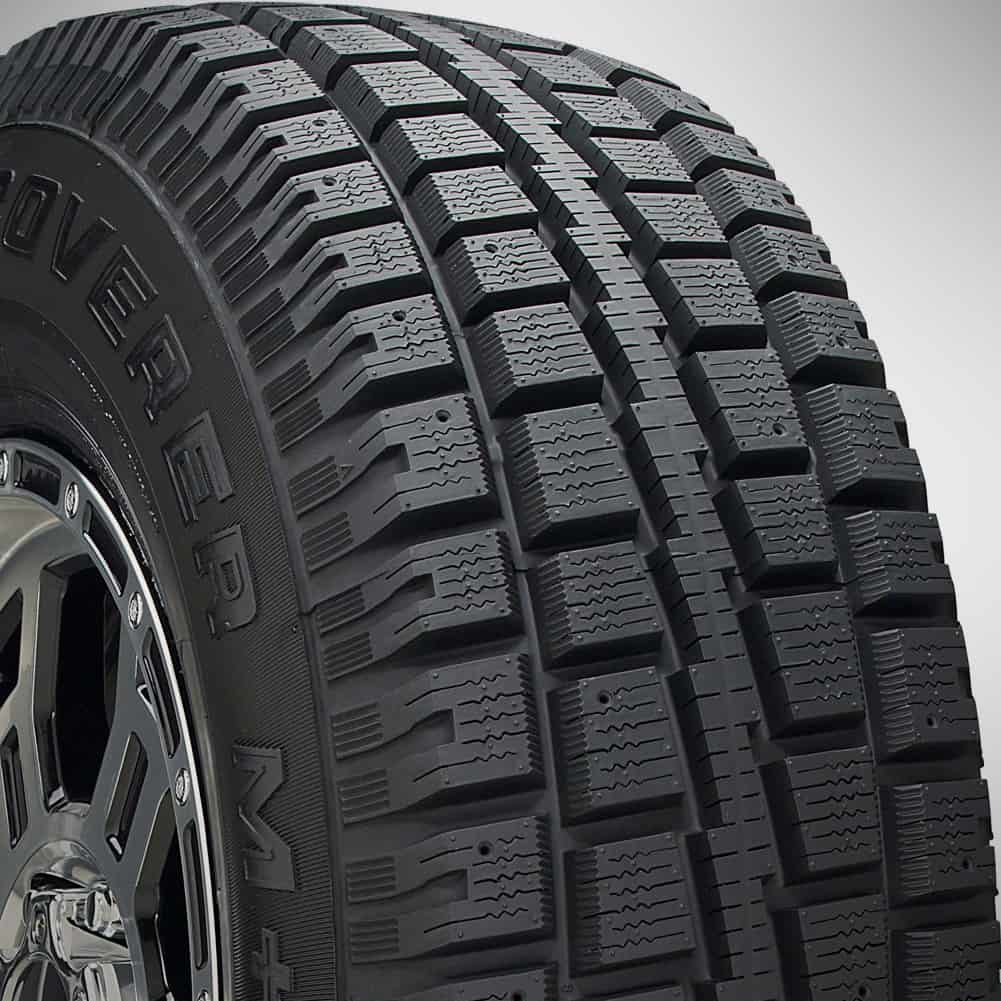 Cooper Discoverer M-S – snow tires