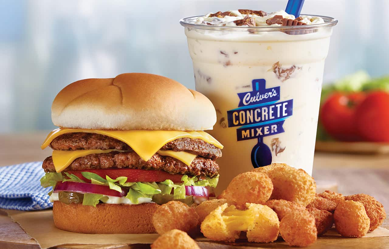 Culver's – fast food