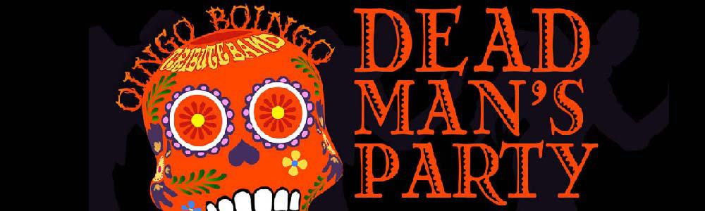 Dead Man's Party – halloween song