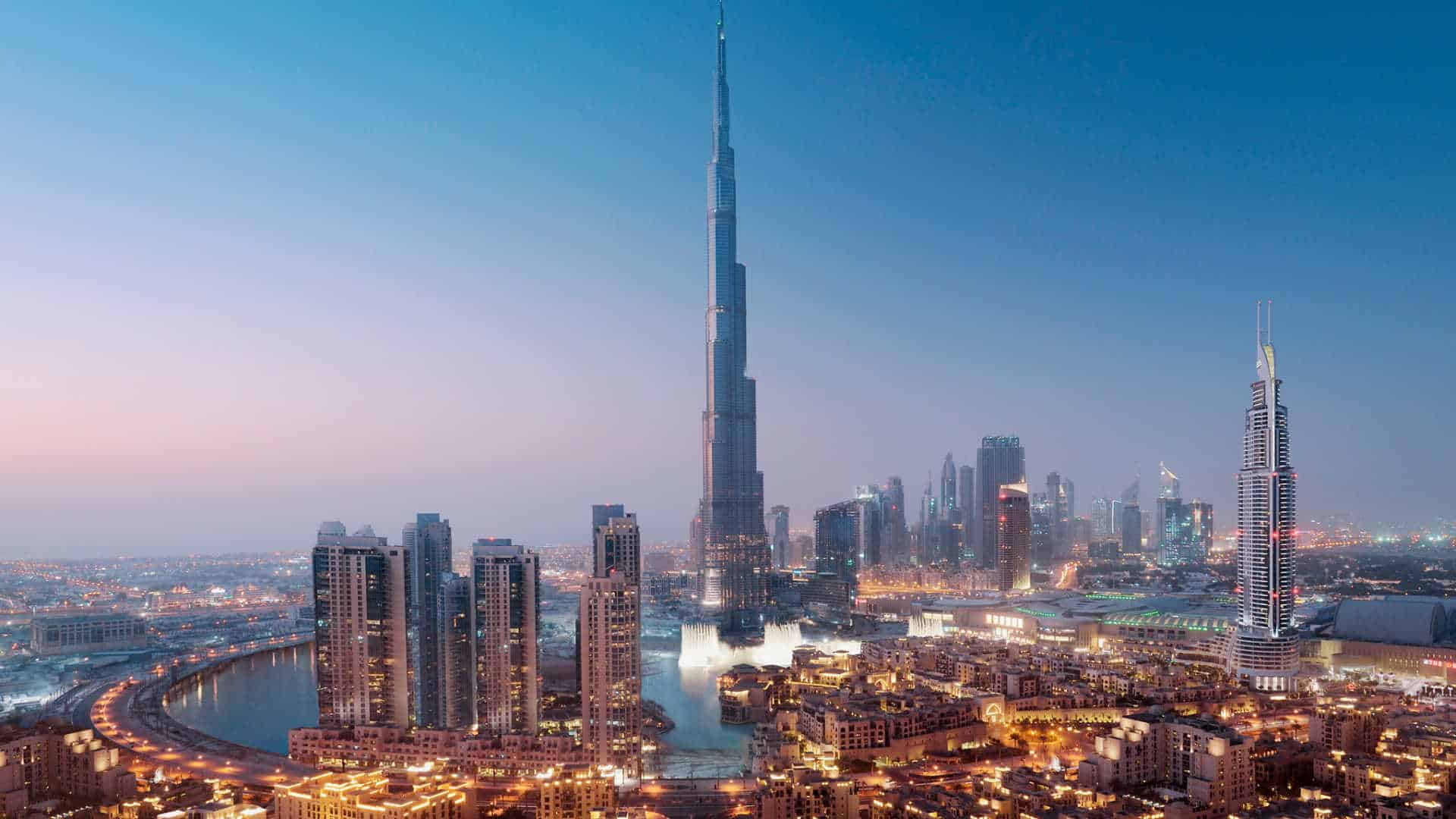 Dubai – fun city