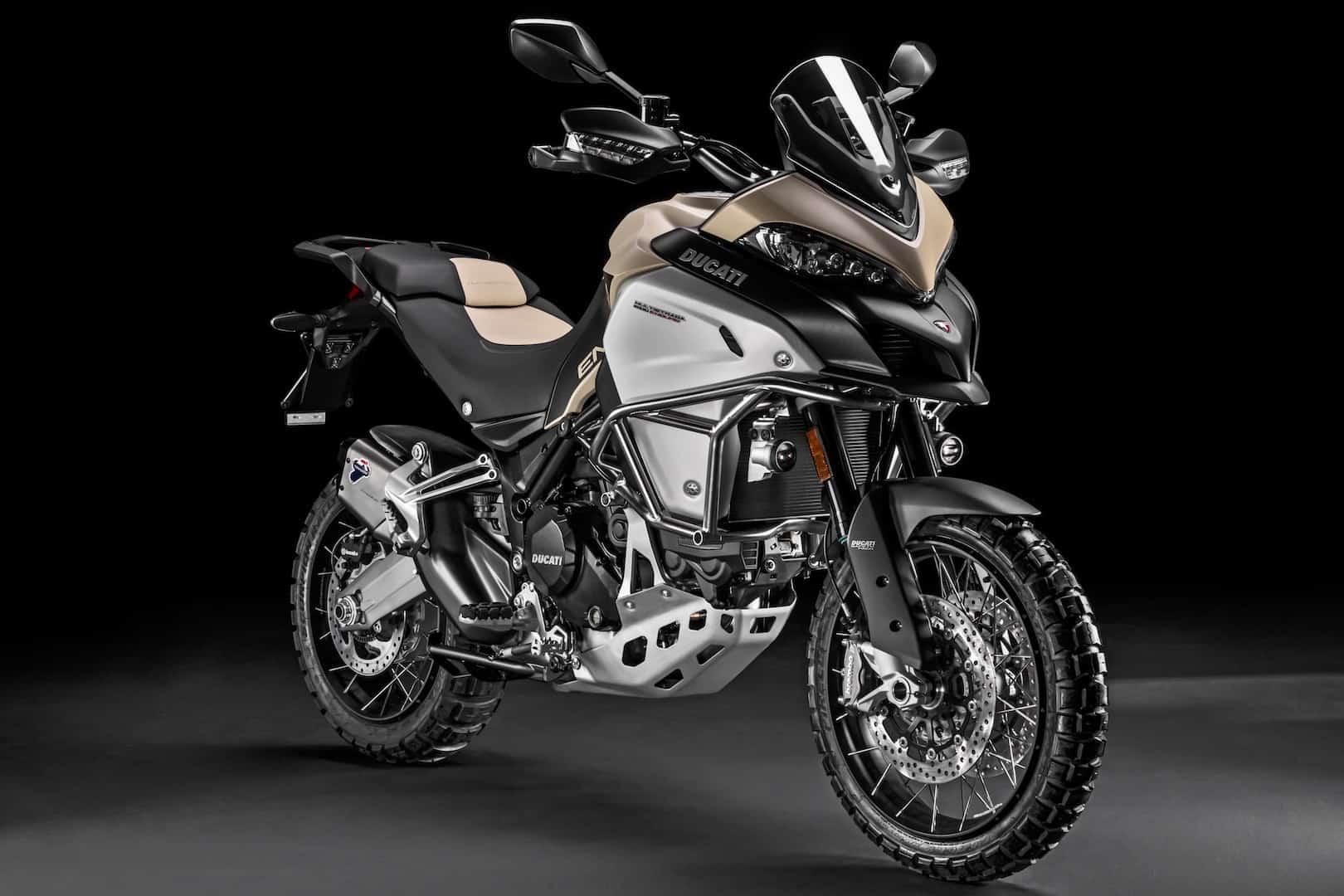 Ducati Multistrada 1200 Enduro – dual sport motorcycle