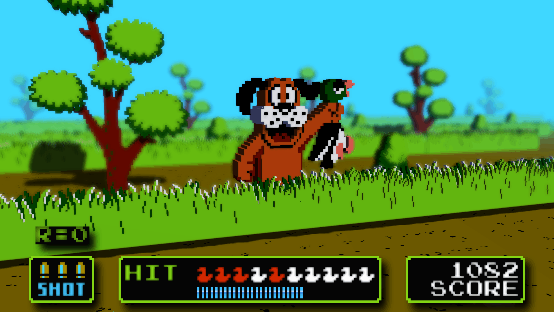 Duck Hunt – important video game