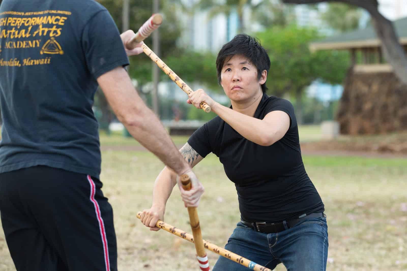 Filipino Martial Arts (FMA)