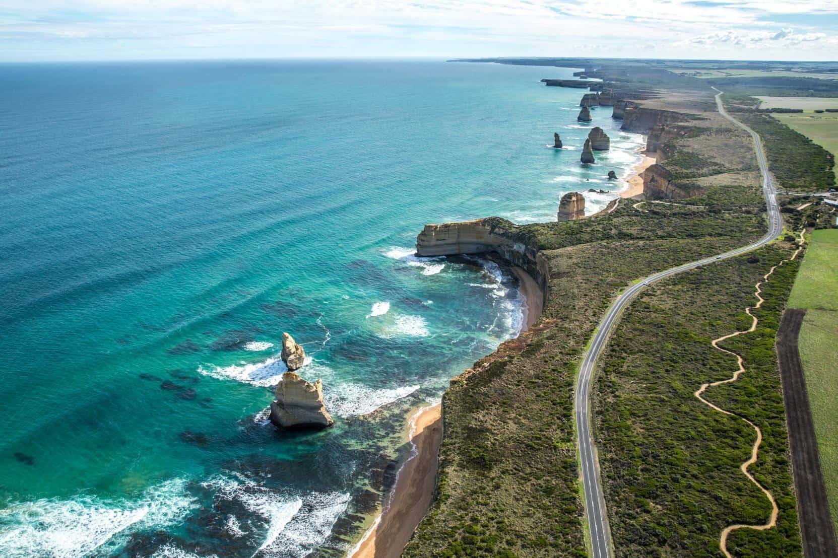 Great Ocean Road to drive Australia