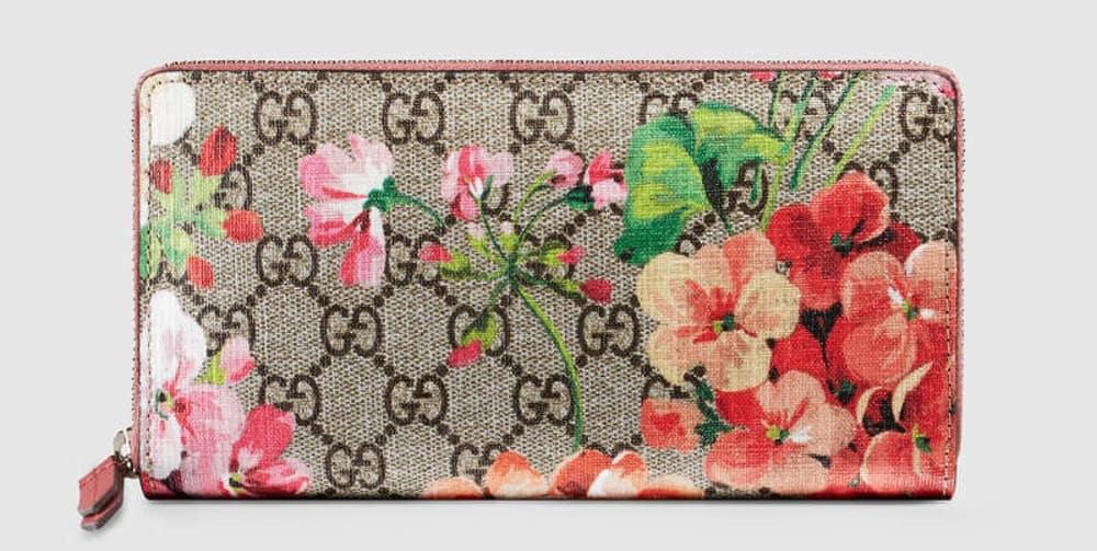 Gucci GG – women's wallet