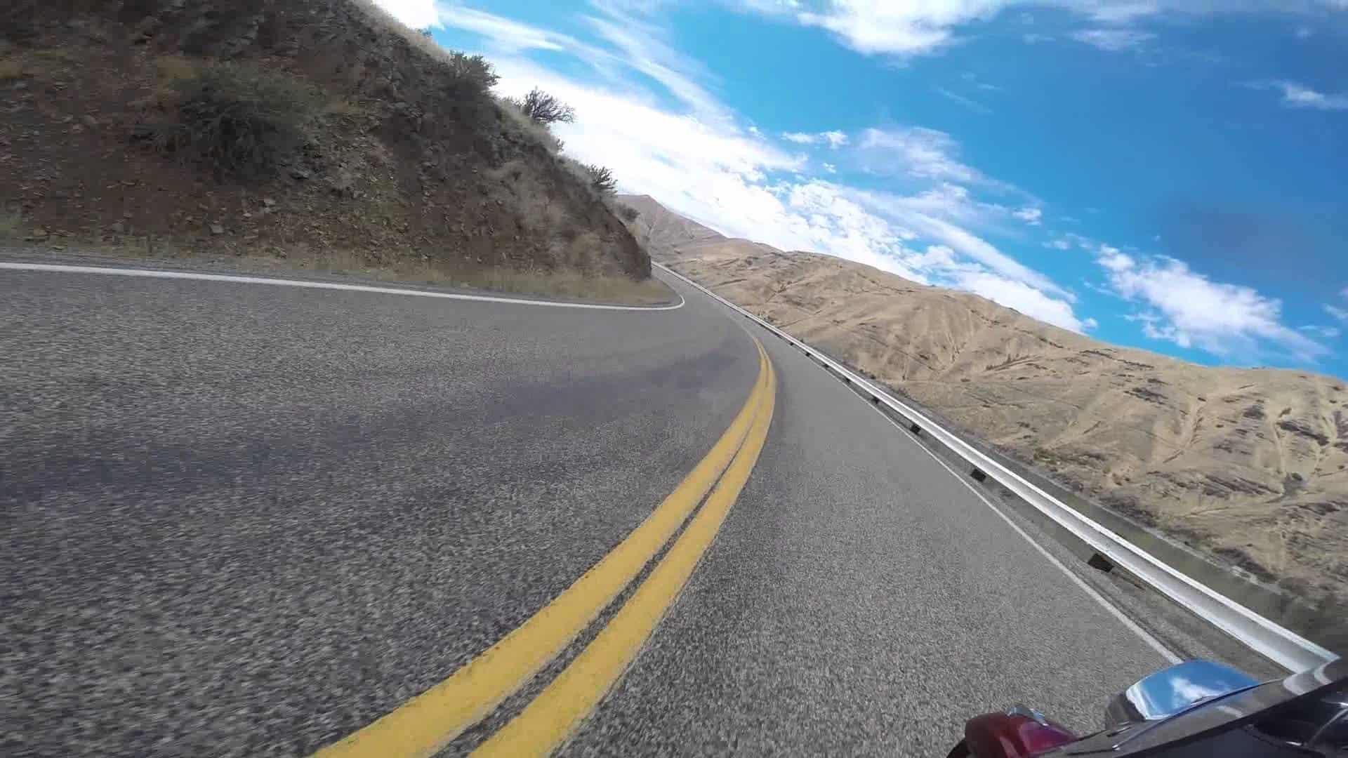 Hells Canyon Road, Idaho – road to drive