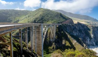 Highway 1 Big Sur California roads to drive 345x200 Long & Winding: The 17 Best Roads in the World to Drive