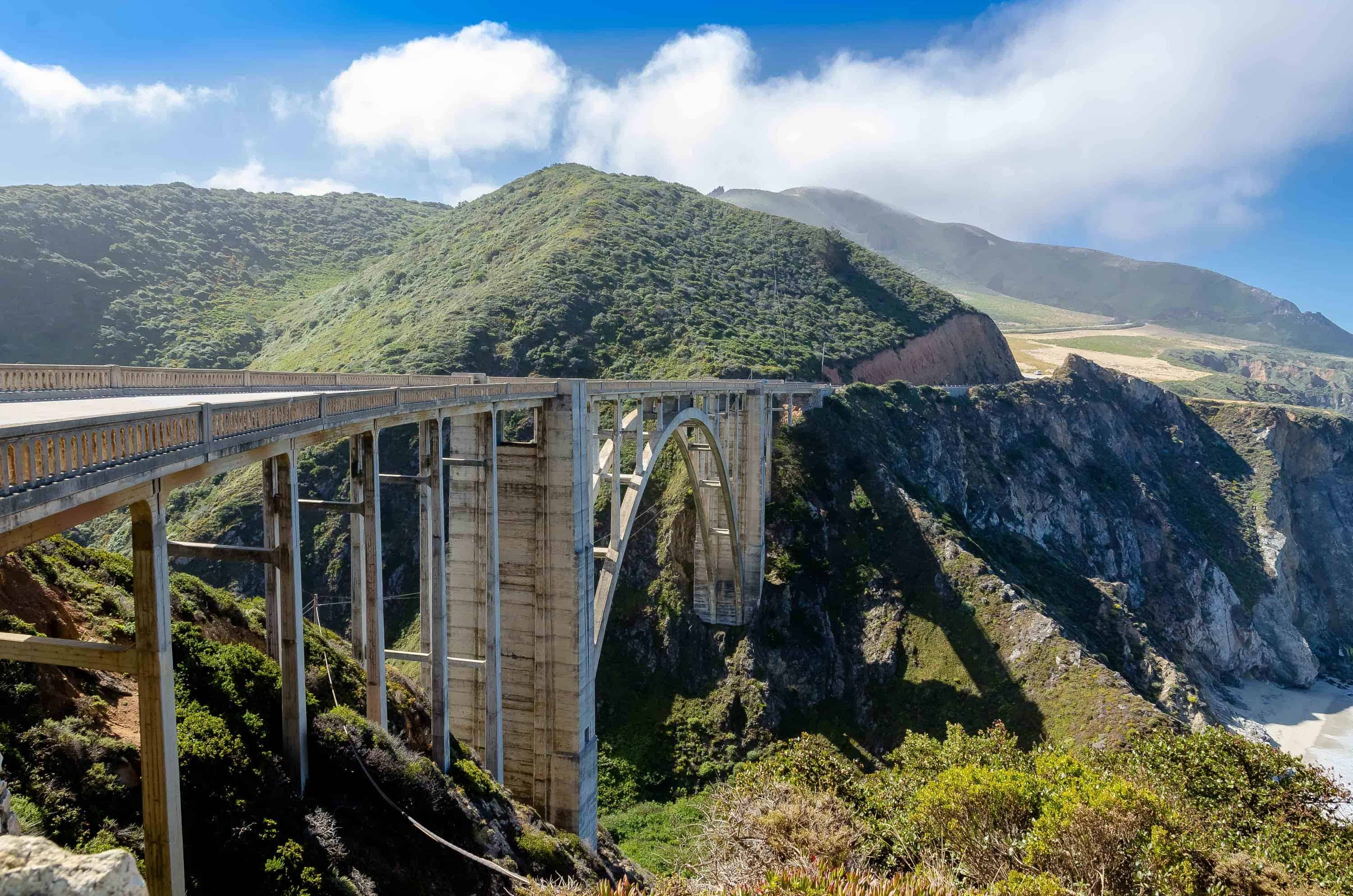 Highway 1, Big Sur, California – roads to drive