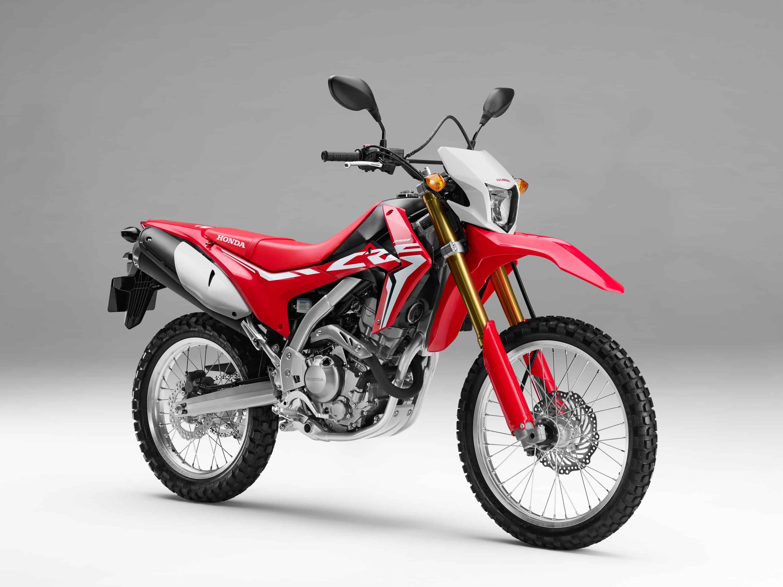 Honda CRF250LRally – dual sport motorcycle