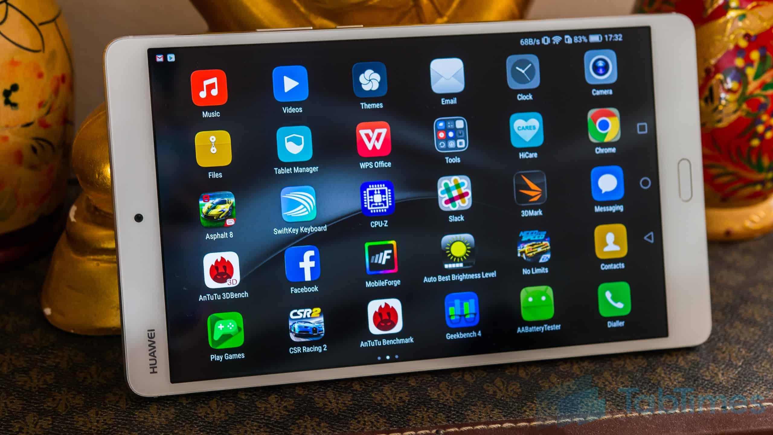 Huawei MediaPad M3 – tablet computer