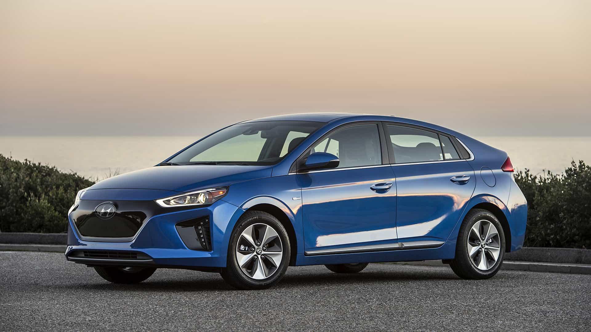 Hyundai Ioniq – electric car
