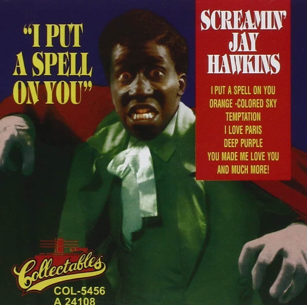 I Put a Spell On You – halloween song