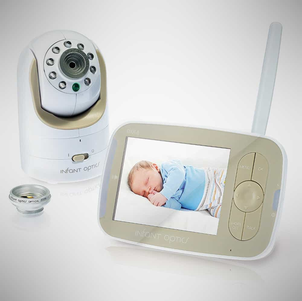 Infant Optics DXR-8 – baby monitor