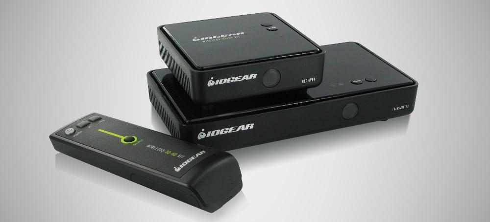 Iogear Wireless HD Digital Kit – wireless hdmi transmitter