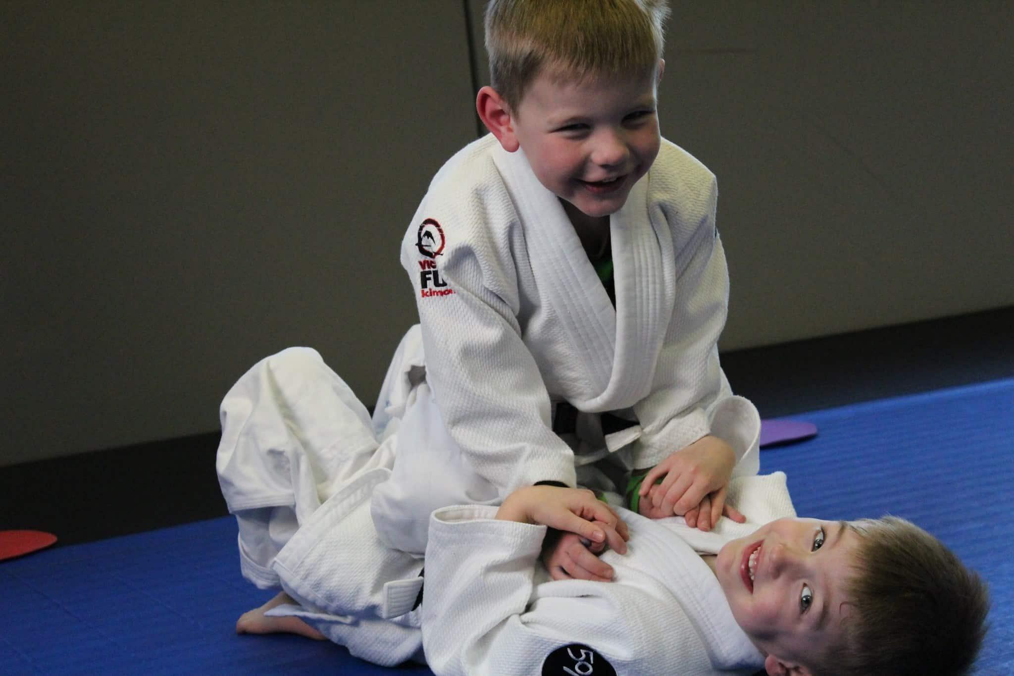 Jiu Jitsu Wrestling – martial art