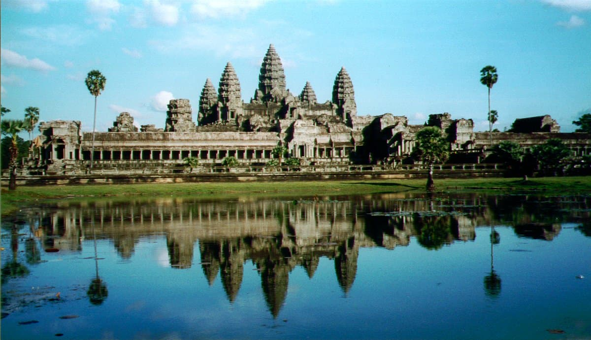 Khmer Empire – lost civilization