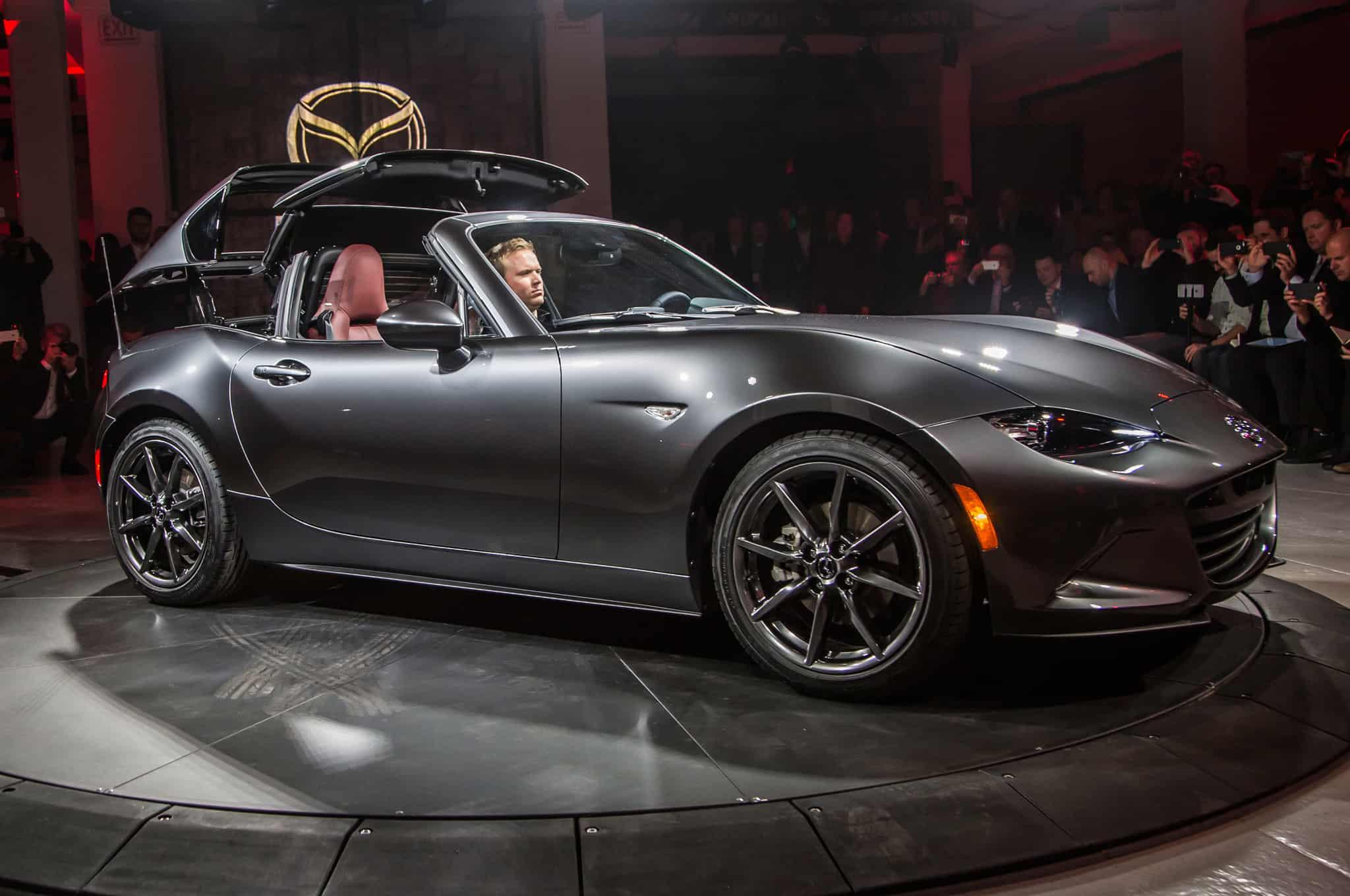 Mazda MX-5 Miata – convertible