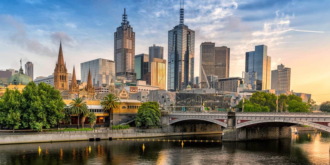 Melbourne – fun city