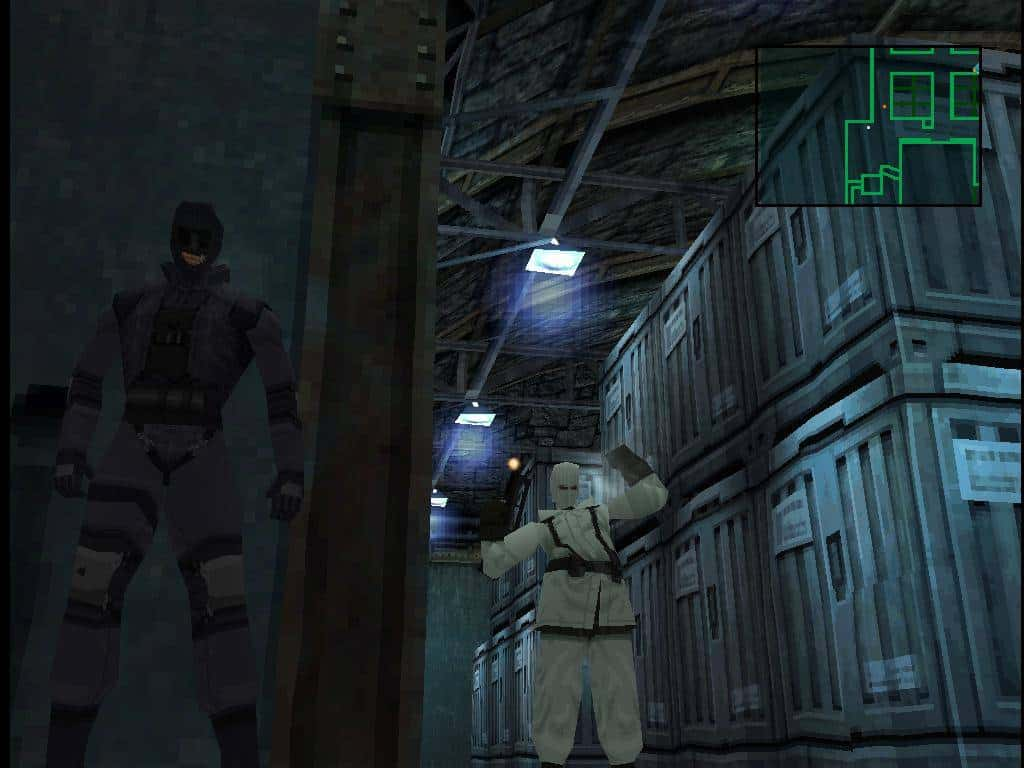 Metal Gear Solid – important video game