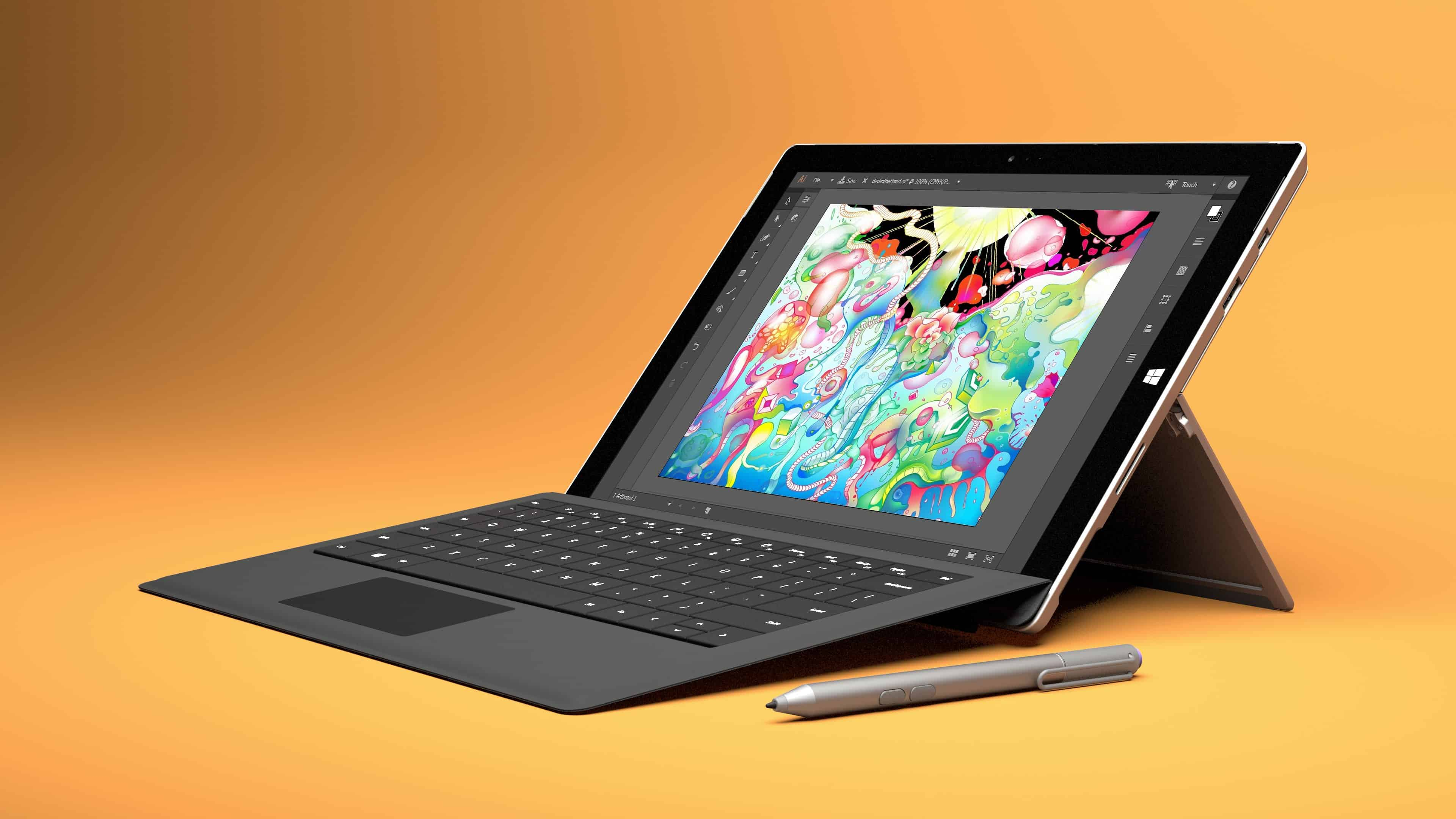 Microsoft Surface Pro – tablet computer