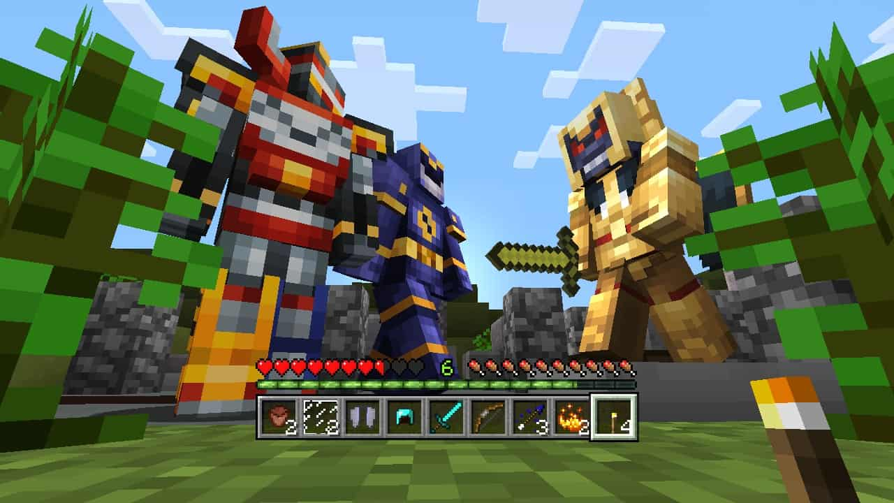 Minecraft – important video game