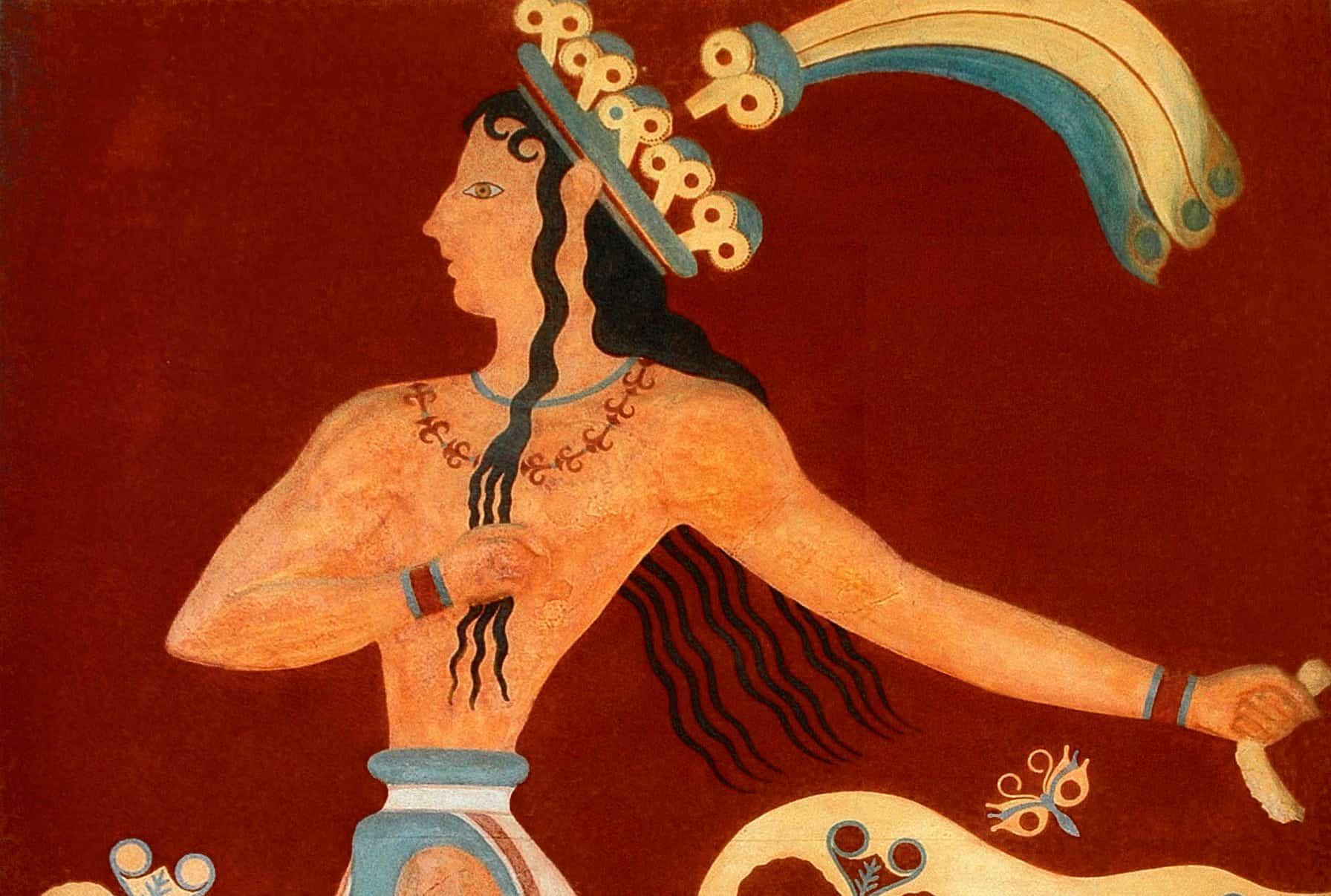Minoans – lost civilization