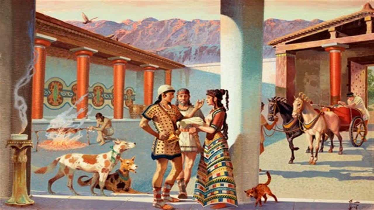 Mycenaeans – lost civilization
