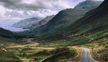 North Coast 500 Scotland roads to drive 345x200 Long & Winding: The 17 Best Roads in the World to Drive