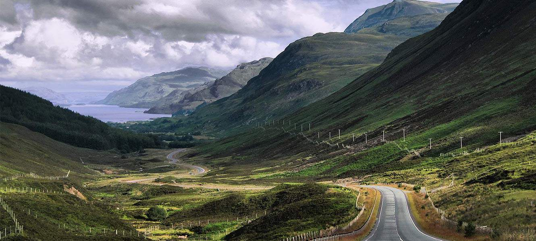 North Coast 500, Scotland – roads to drive