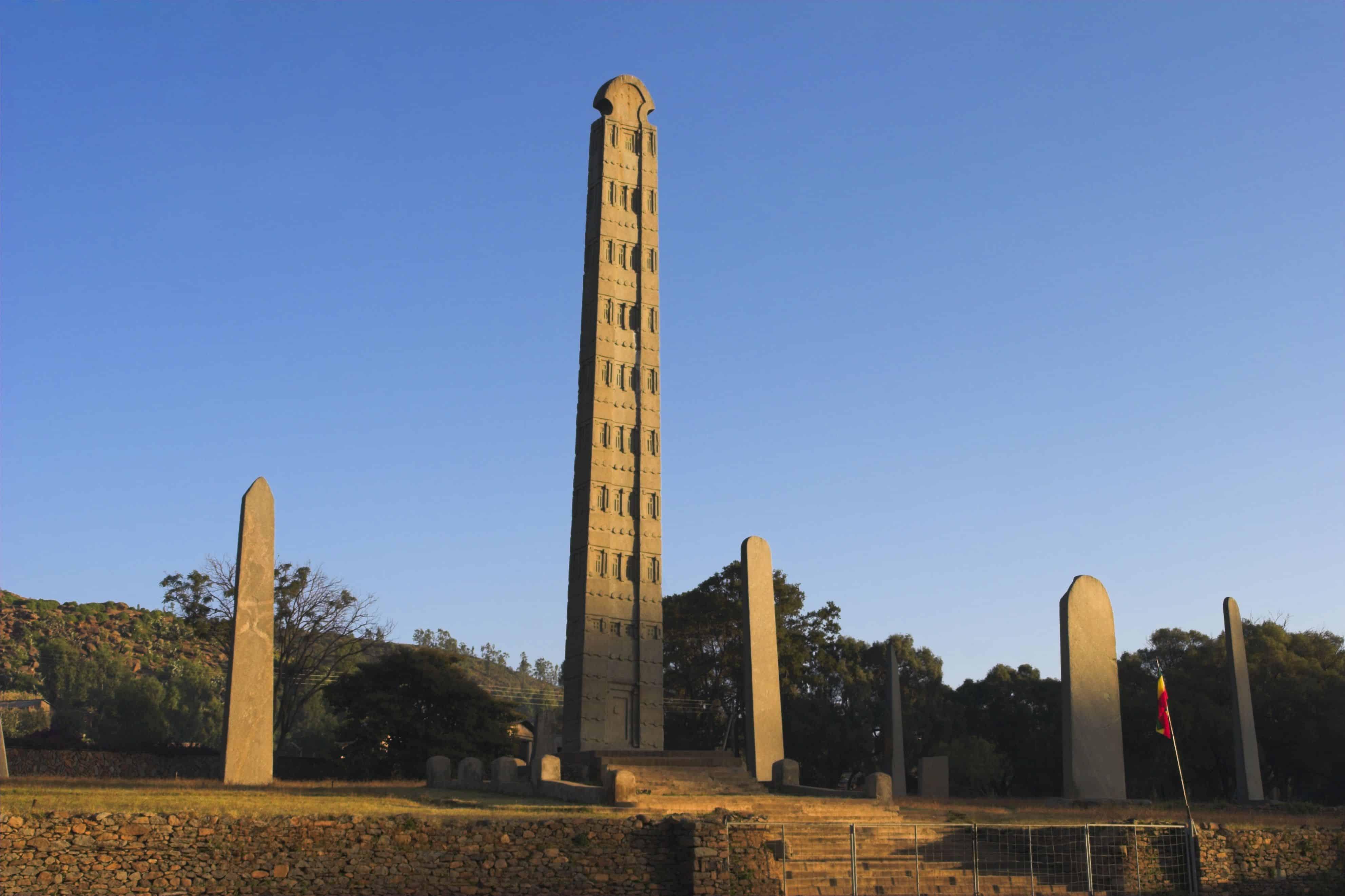 Obelisk of Axum – lost civilization