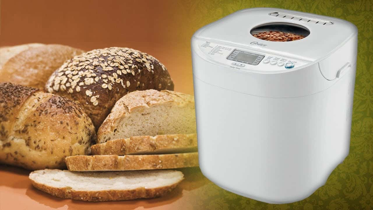 Oster Expressbake – bread machine