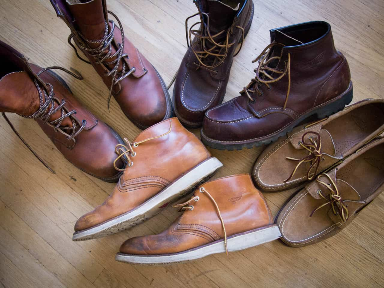 Red Wing – american clothes