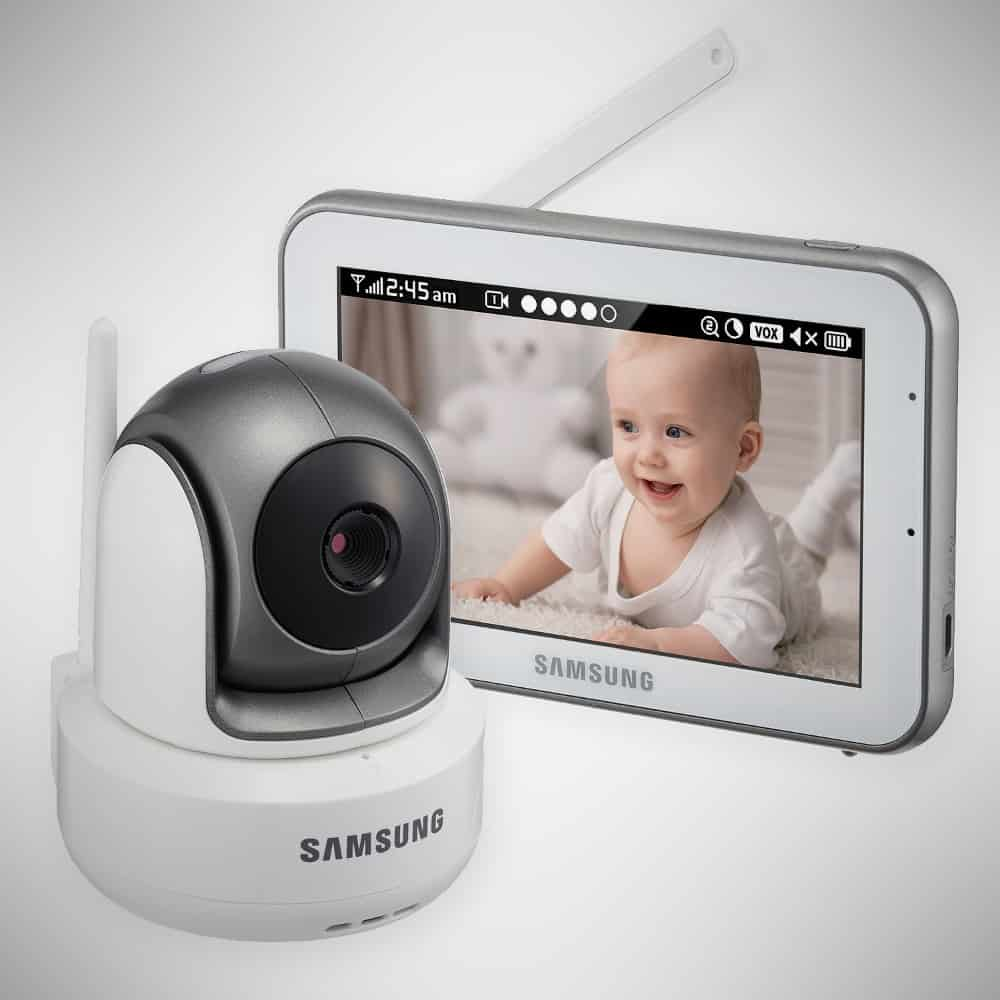 Samsung SEW3043 BrightView HD – baby monitor