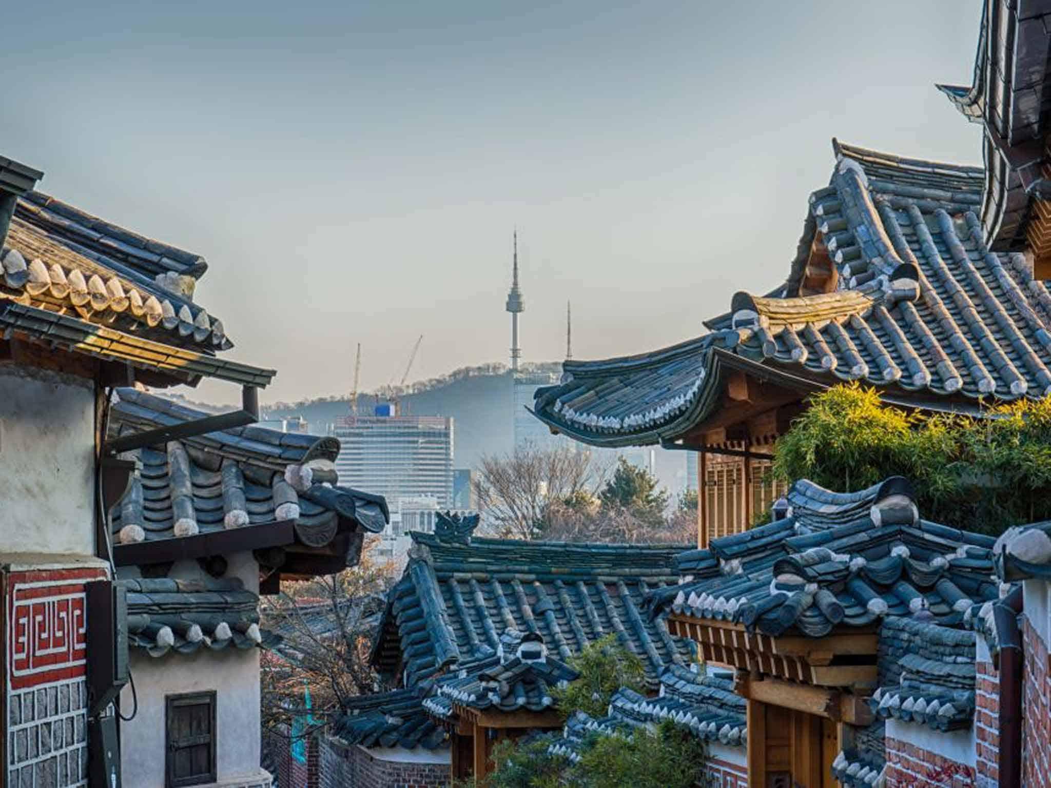 Seoul – fun city