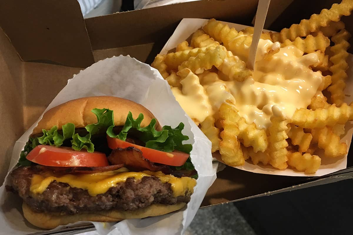 Shake Shack – fast food