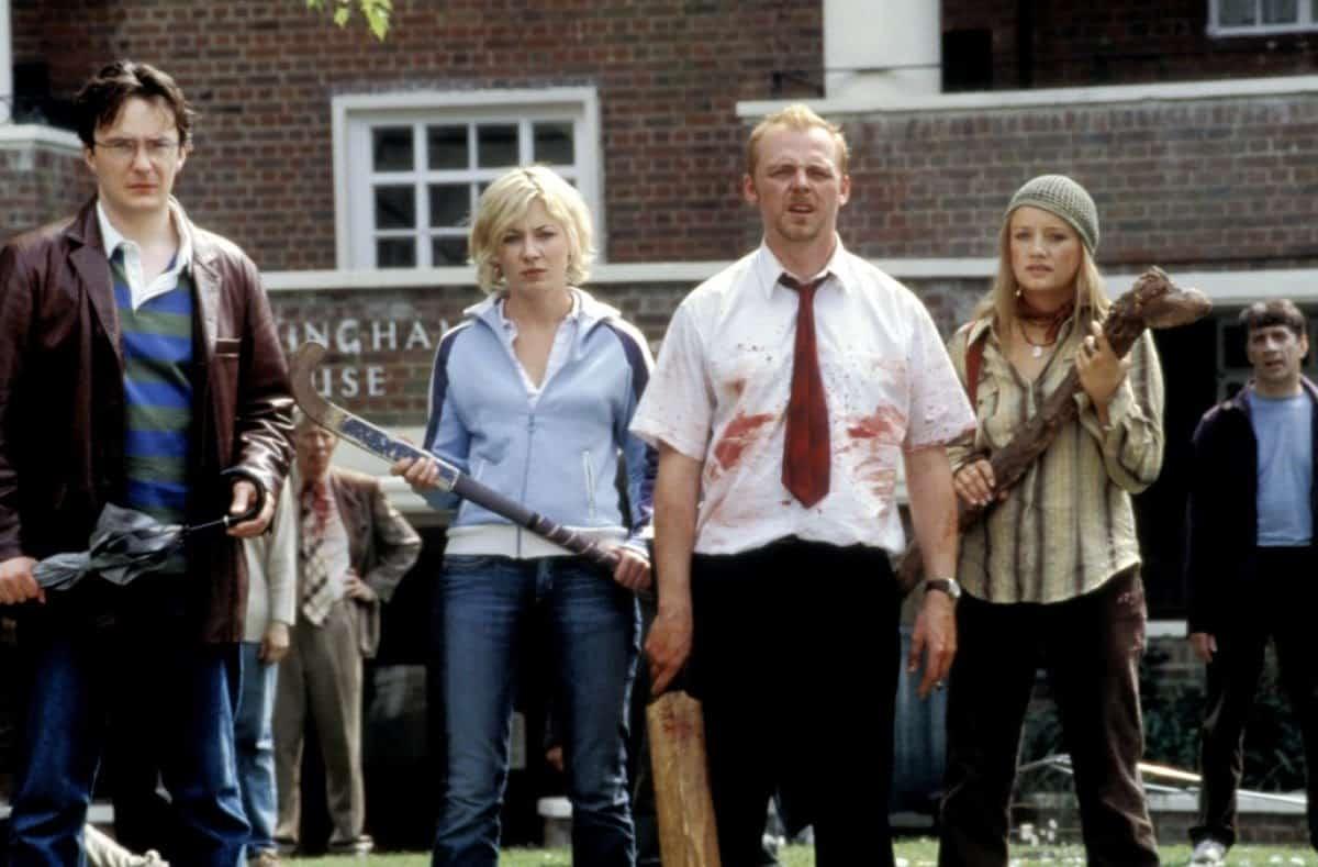Shaun of the Dead – zombie movie