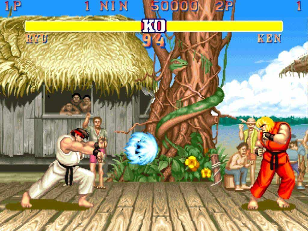 Street Fighter II – important video game