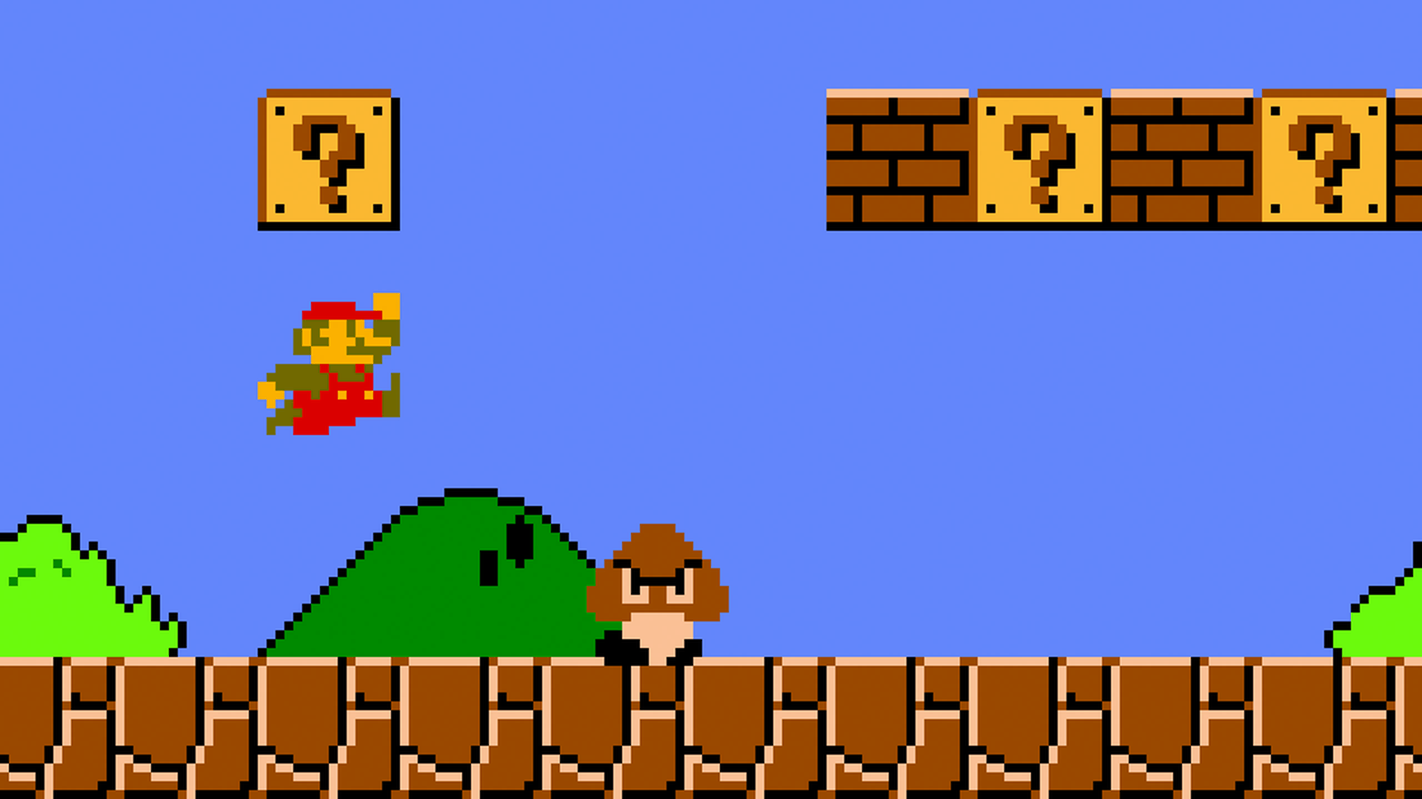 Super Mario Bros – important video game