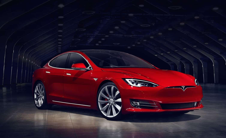 Tesla Model S – electric car
