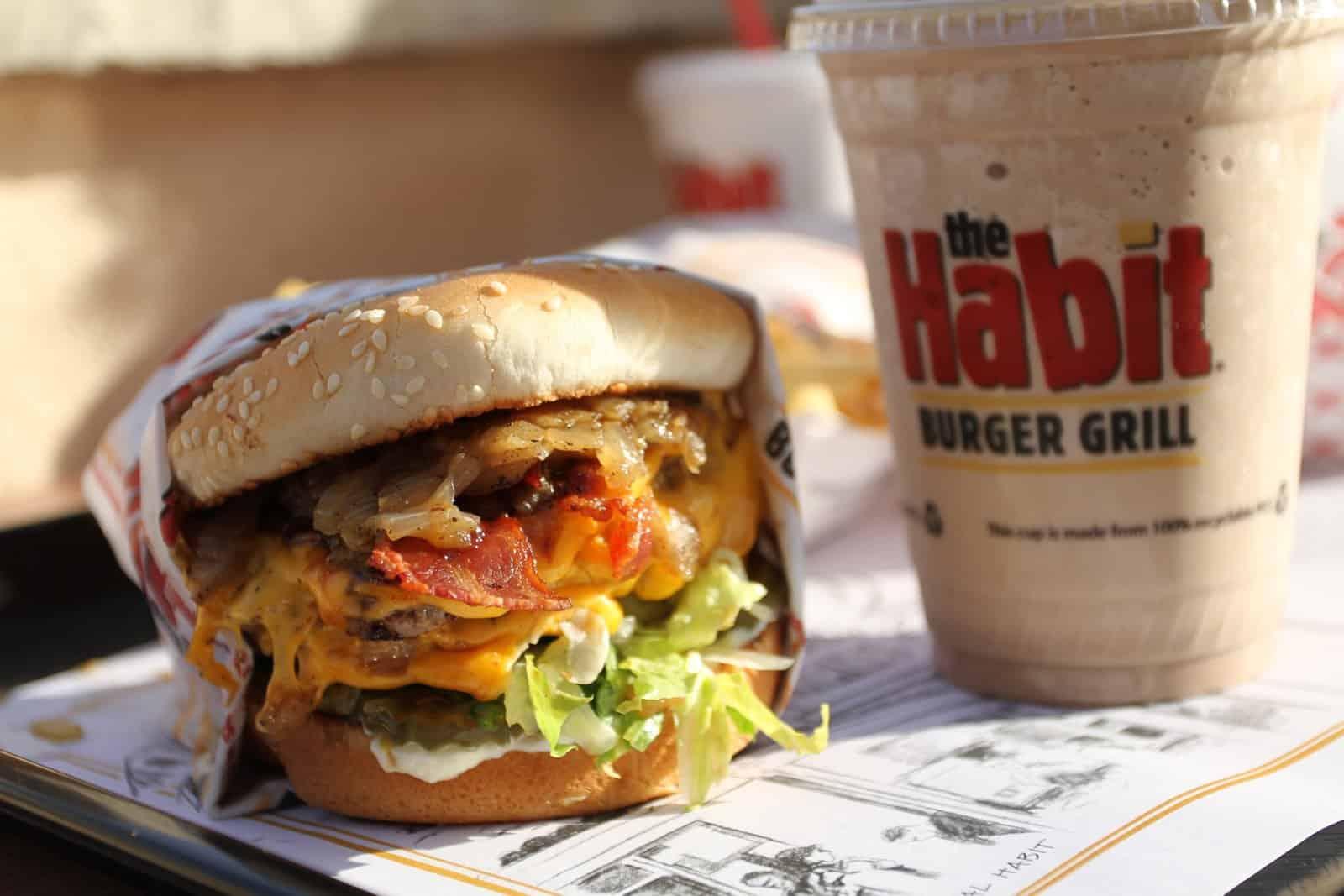 The Habit – fast food