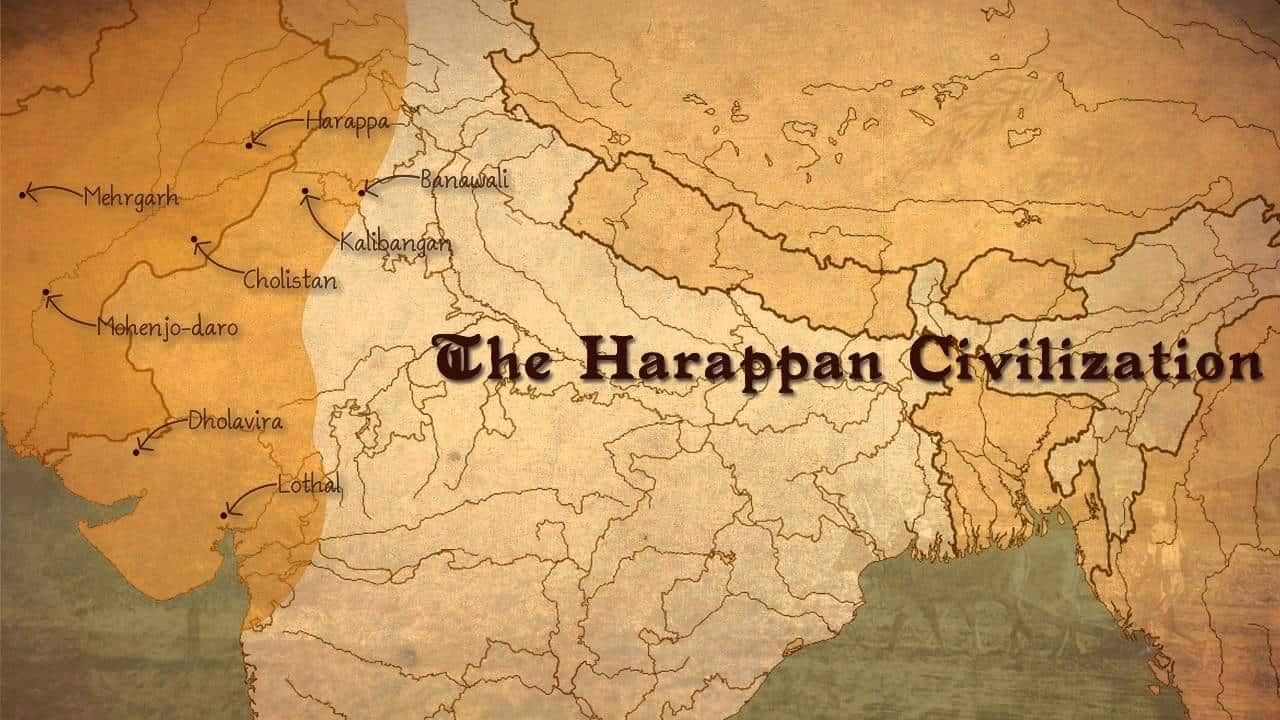 The Harappan – lost civilization