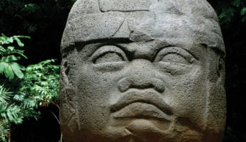 The Olmec lost civilization 345x200 Historys 19 Most Mysterious Lost Civilizations