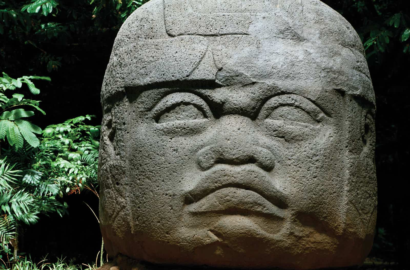 The Olmec – lost civilization