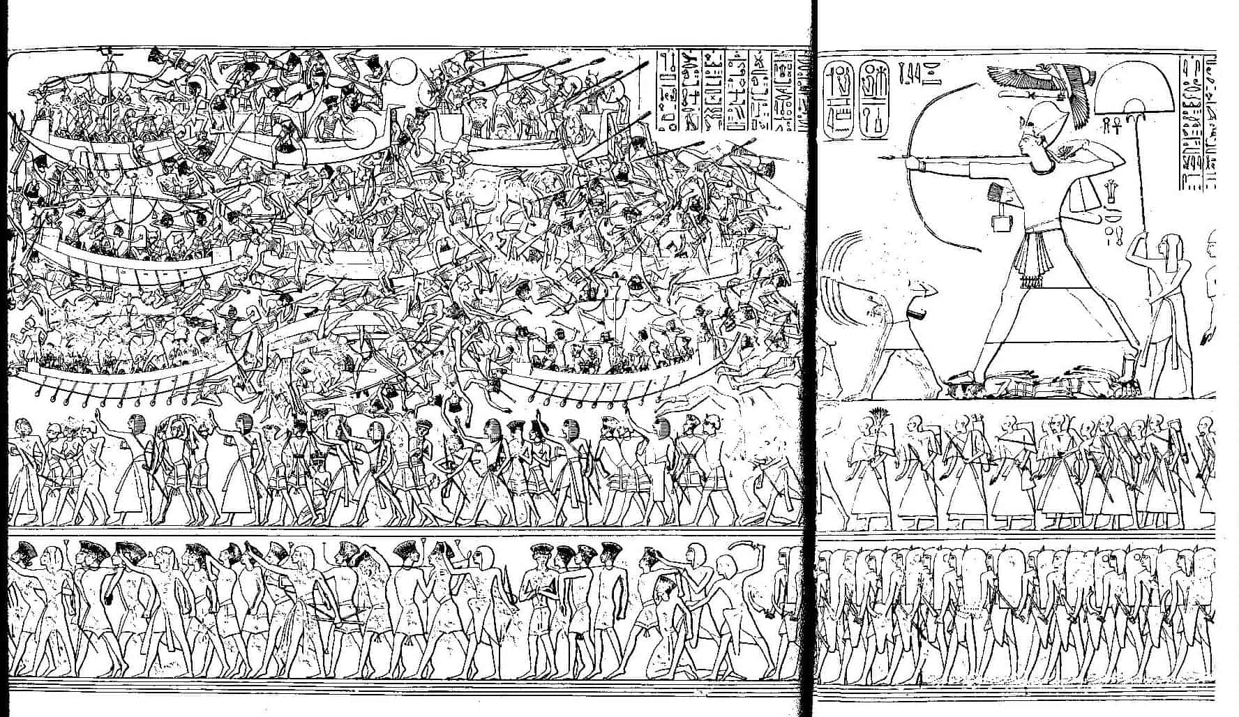 The Sea Peoples – lost civilization