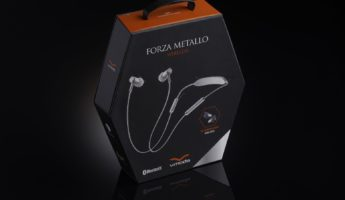 V Moda Forza Metallo Wireless Bluetooth Earbuds 345x200 Hearing Compared: The 12 Best Bluetooth Earbuds