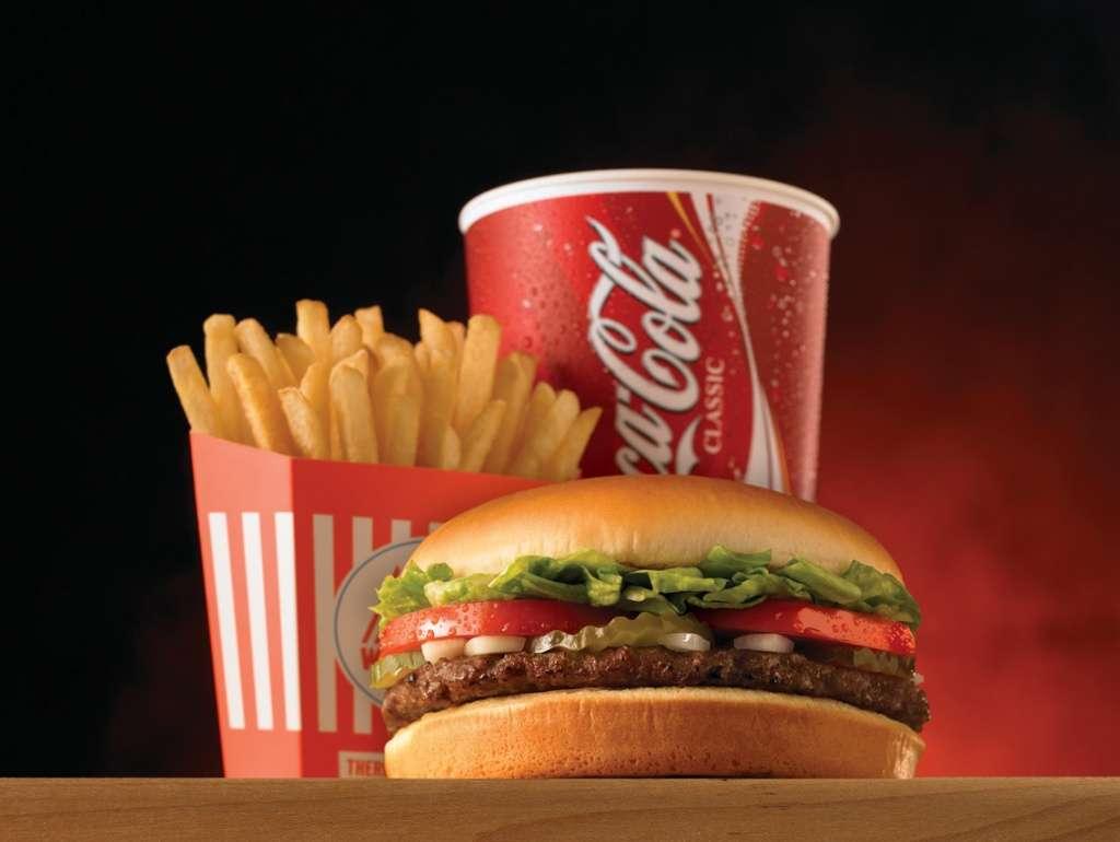 Whataburger – fast food
