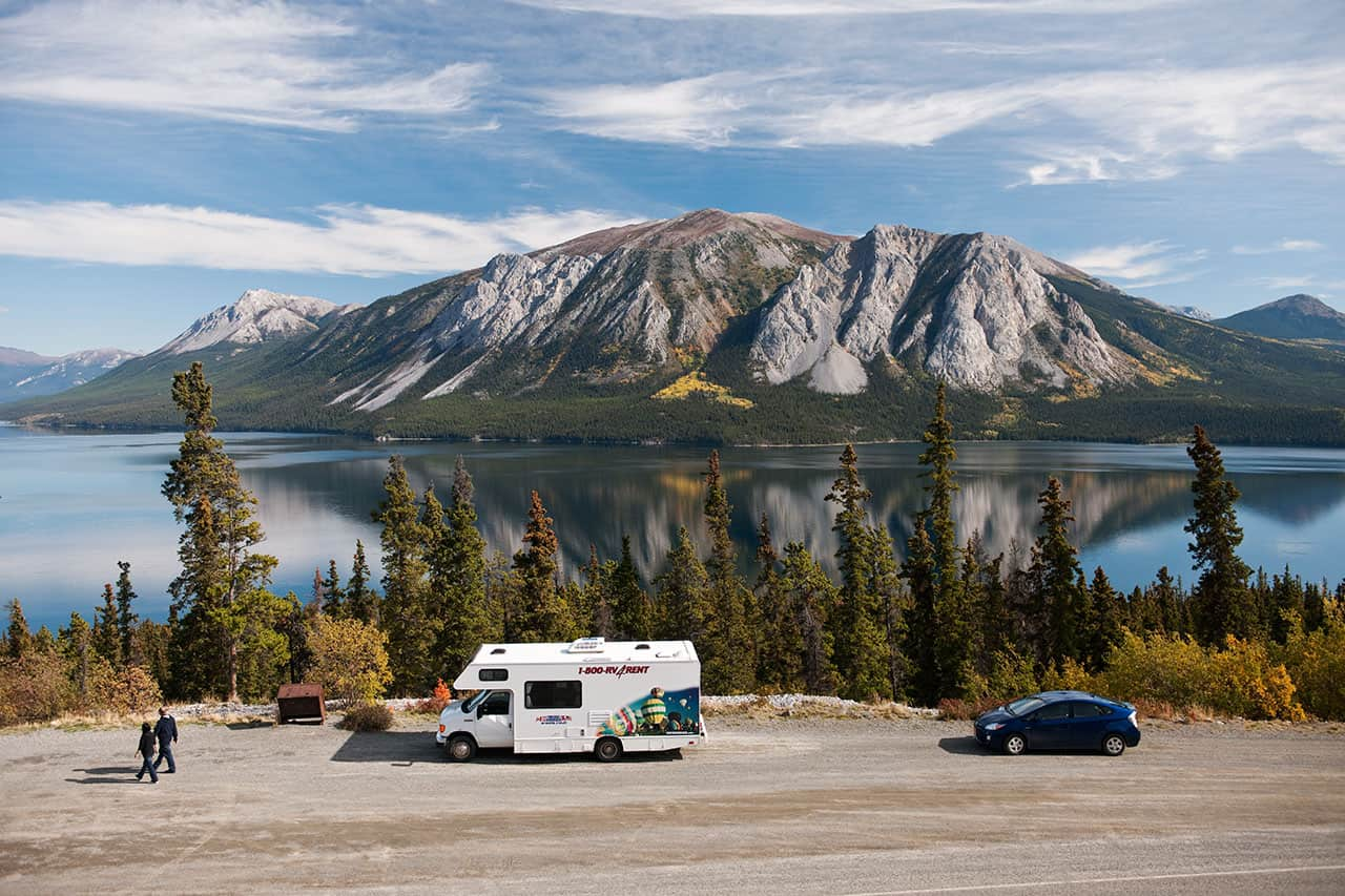 Yukon Golden Circle, Canada & North America – road to drive