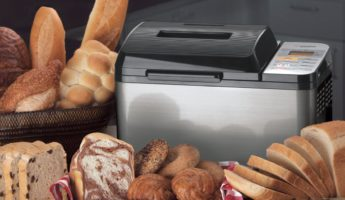 Zojirushi Virtuoso bread machine 345x200 Arise With The 8 Best Bread Machines